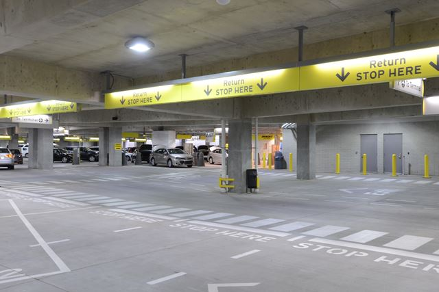 Memphis International Airport Car Rental